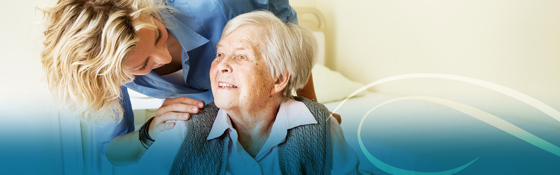 Compassionate hospice care at home